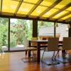 Wintergartenbeschattung: Guter Schutz vor Sonne und Hitze